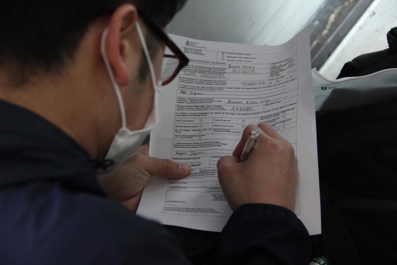 Nuevos requisitos sanitarios para el ingreso al país | Argentina.gob.ar