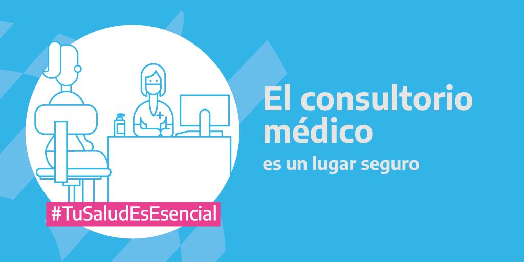 Campaña para reforzar la prevención y los chequeos médicos durante la  pandemia | Argentina.gob.ar