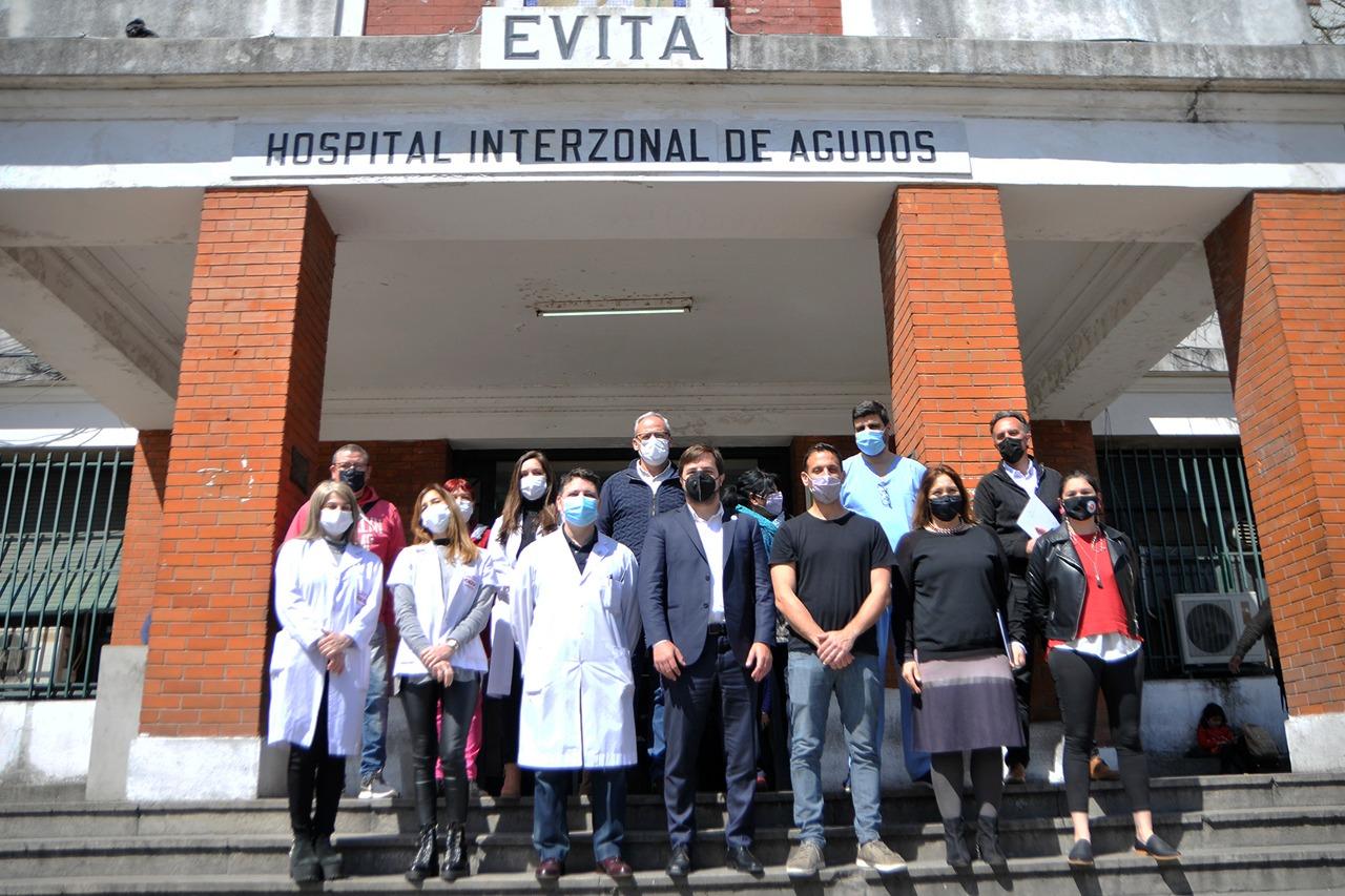 22-09-21 Hospital Evita