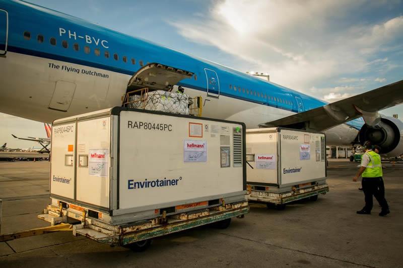 Se completó el envío de 1.000.000 de dosis de Sinopharm   Argentina.gob.ar