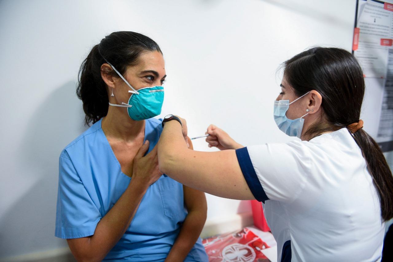 Comenzó la campaña de vacunación contra COVID-19 en Argentina | Argentina .gob.ar