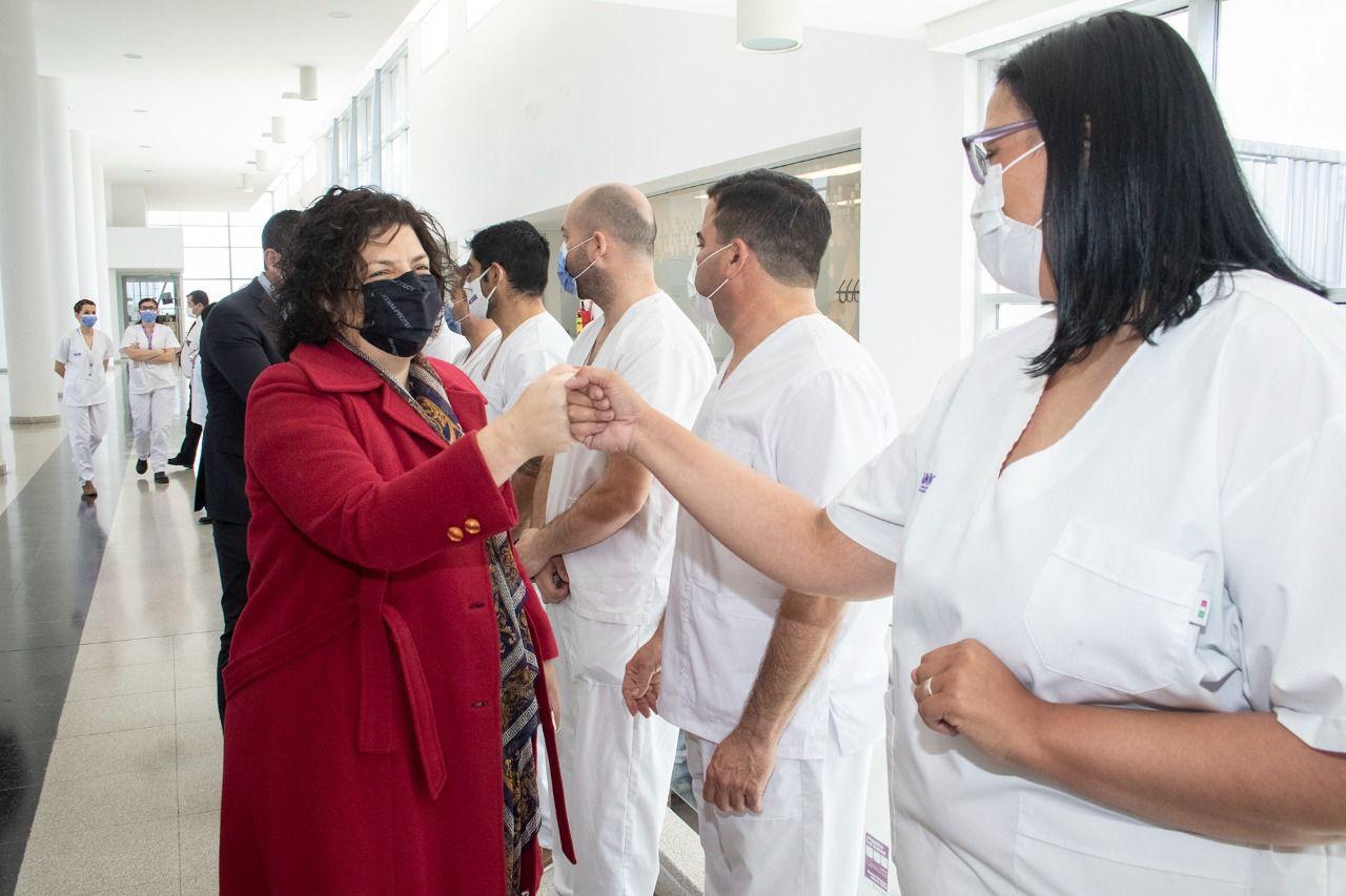 9-10-21 Cañuelas hospital