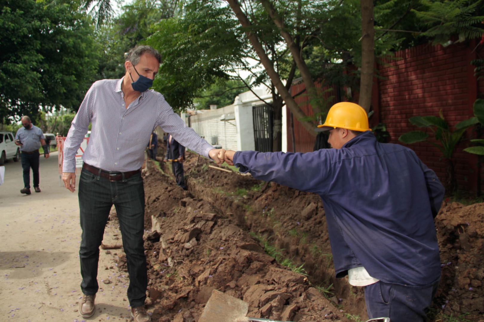 Katopodis anunció obras para tres municipios bonaerenses