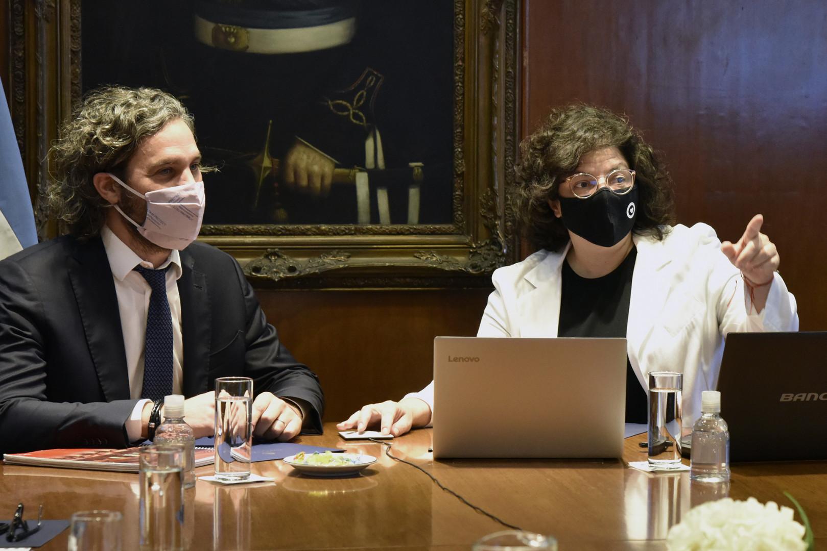 COFESA: Vizzotti y Cafiero se reunieron con todos los ministros de salud provinciales   Argentina.gob.ar