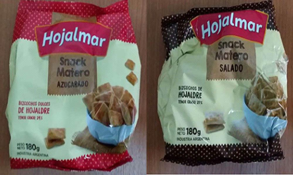 Rótulos de los productos Hojalmar