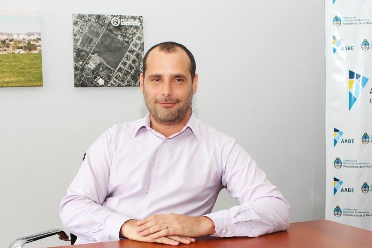 Vicepresidente de la AABE, Pedro Comín Villanueva