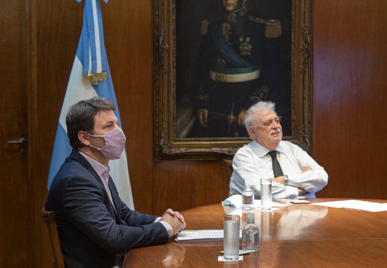 El ministerio de Salud suscribió convenios con Obras Sociales de Salta y Jujuy