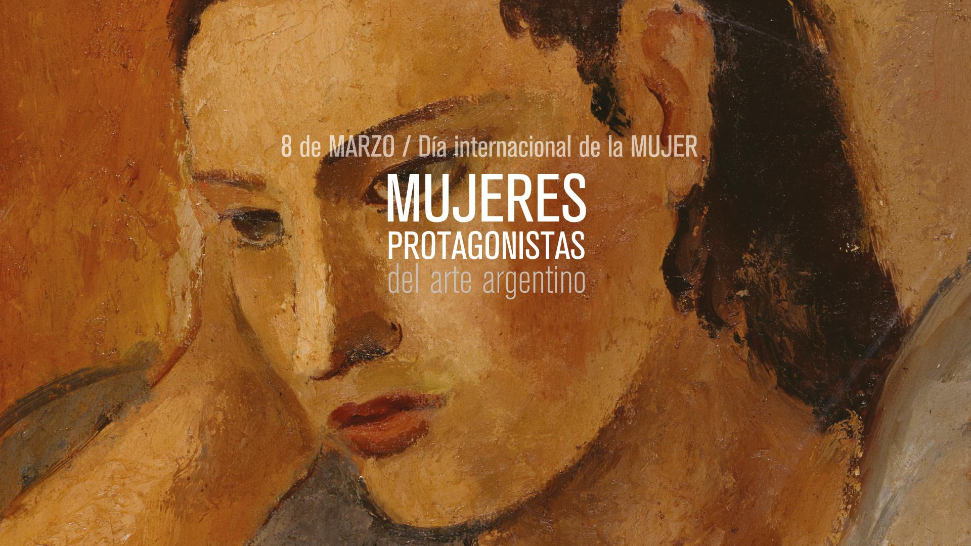 """Se inauguró la muestra """"Mujeres protagonistas del arte"""