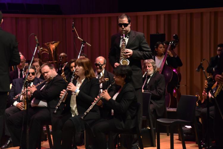 Resultado de imagen para banda sinfónica nacional de ciegos pascual grisolia