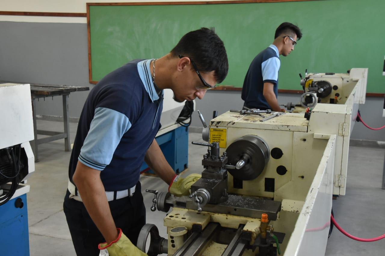 Inauguración de escuela técnica para más de 1000 estudiantes en Salta | Argentina.gob.ar