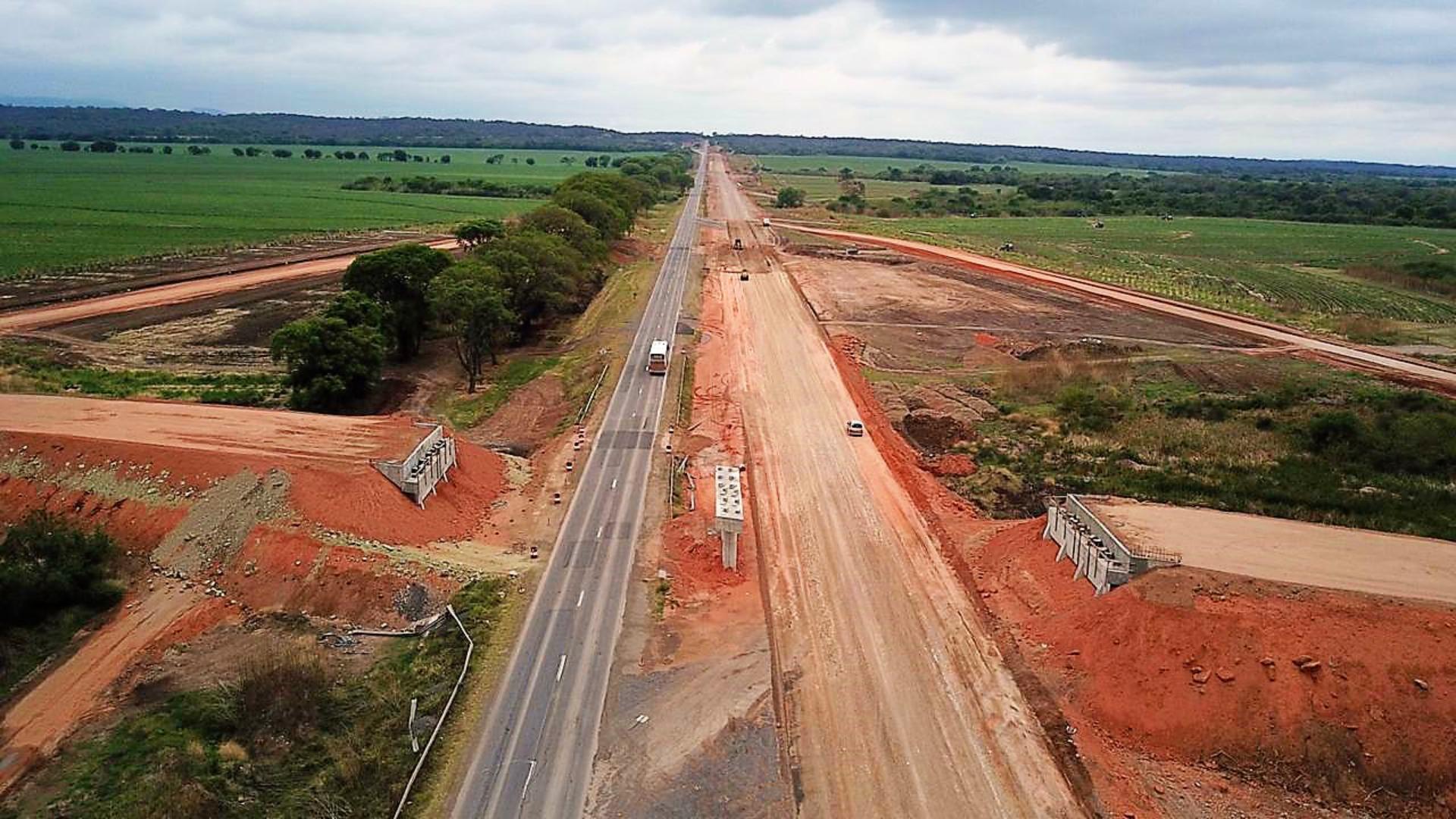 Resultado de imagen para Jujuy: continúan las tareas en la futura autopista RN34
