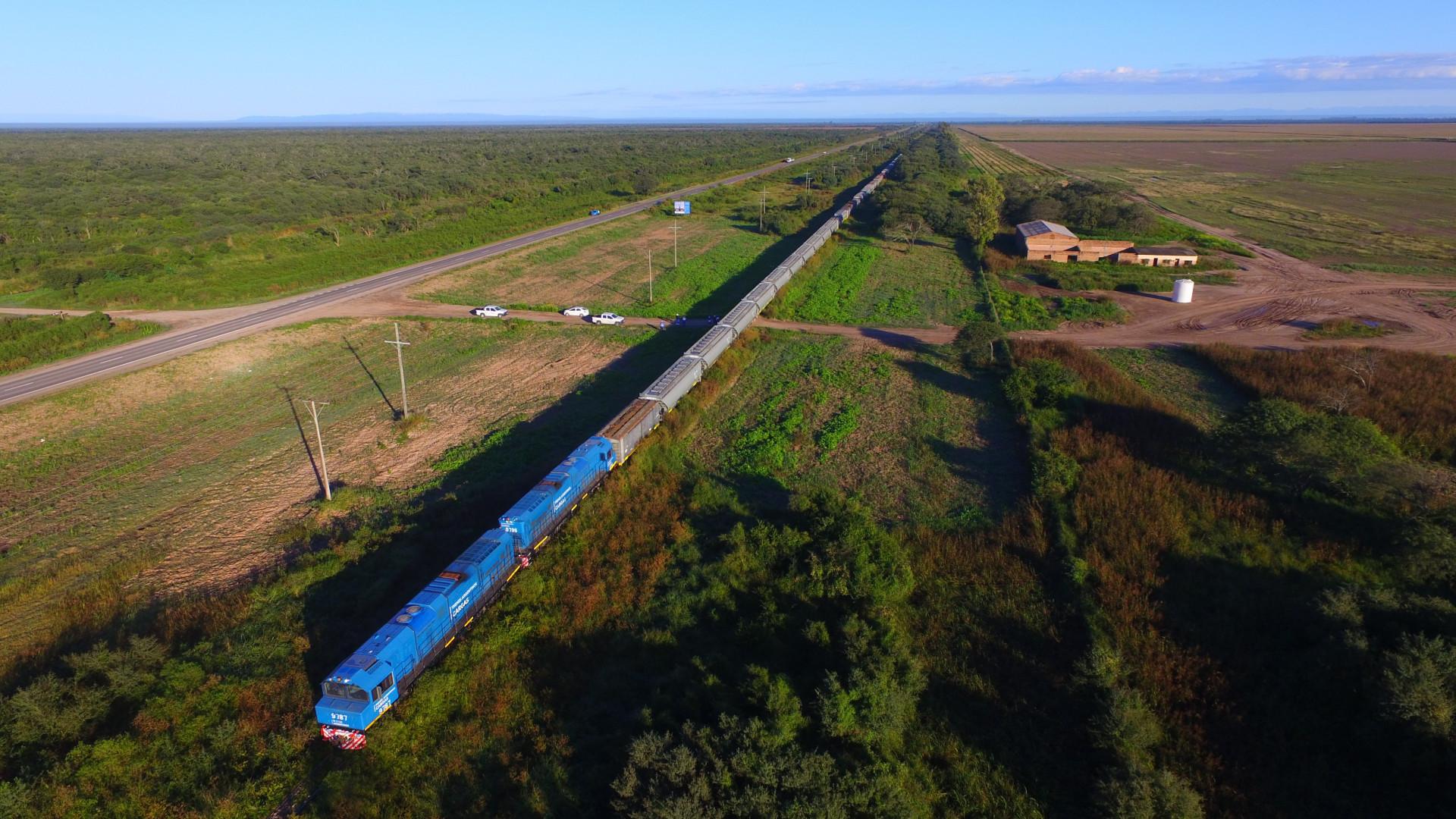 Resultado de imagen para Trenes de carga ya cuentan con frenado automático