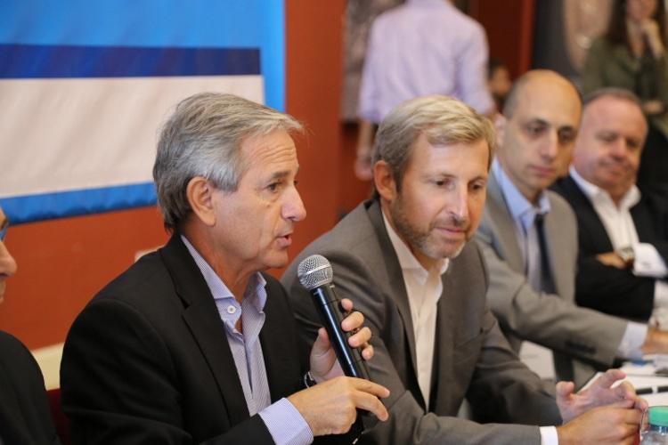 Ibarra encabezó la primera asamblea del año del Consejo Federal de la Modernización