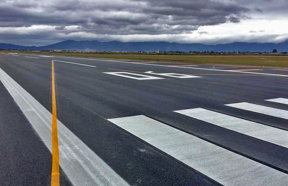 Nuevas pistas en el Aeropuerto de Salta
