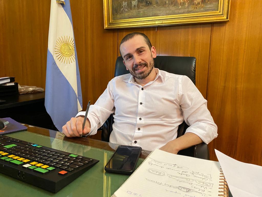 Un miembro del gabinete económico expuso en el Foro UE-América del Sur sobre Regulación Financiera