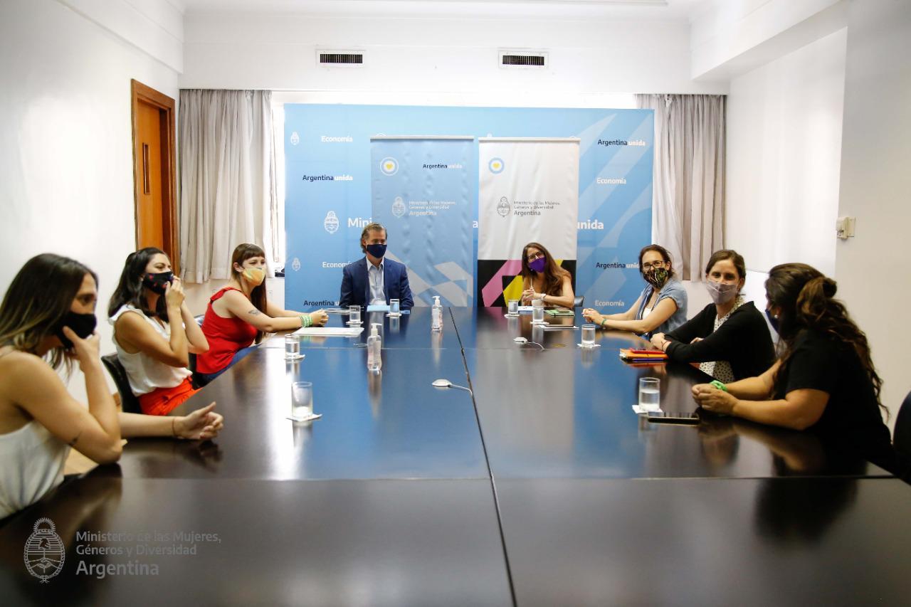Implementaremos en Gualeguaychú los programas Acompañar, Generar y de Fortalecimiento para Dispositivos de Protección Integral de personas en contexto de violencia por motivos de género