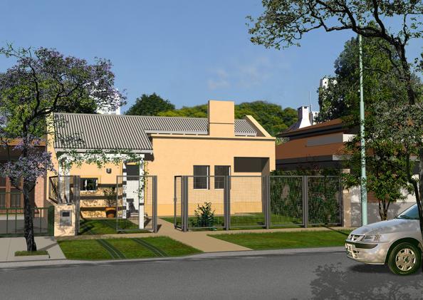 Modelos de viviendas for Modelos casas procrear 2016