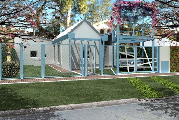Procrear el gobierno da a conocer prototipos de casas for Casa clasica 2 dormitorios techo inclinado
