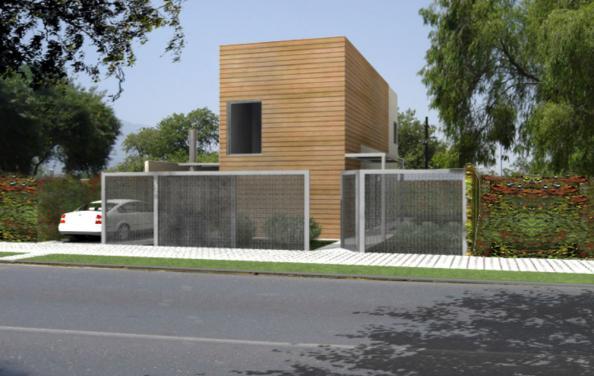Modelos de viviendas for Casa criolla procrear