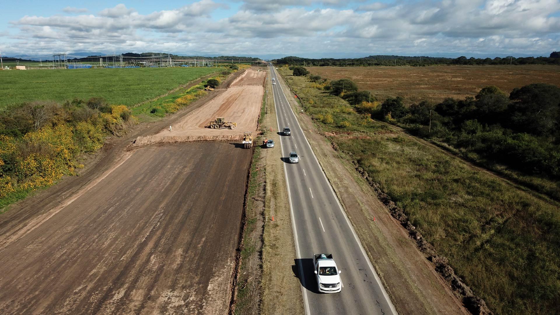 Resultado de imagen para Avanza la construcción de una nueva Autopista en Jujuy