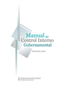 Manual de Control Interno Gubernamental