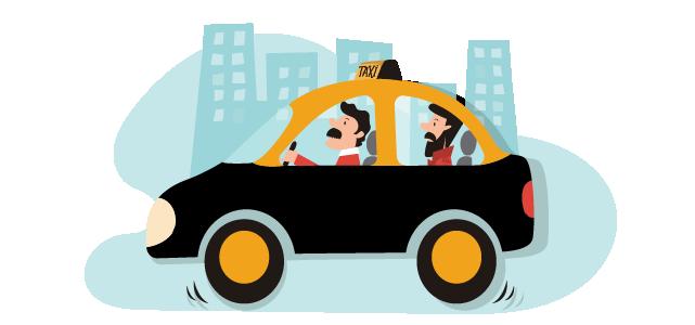 Resultado de imagem para taxista png