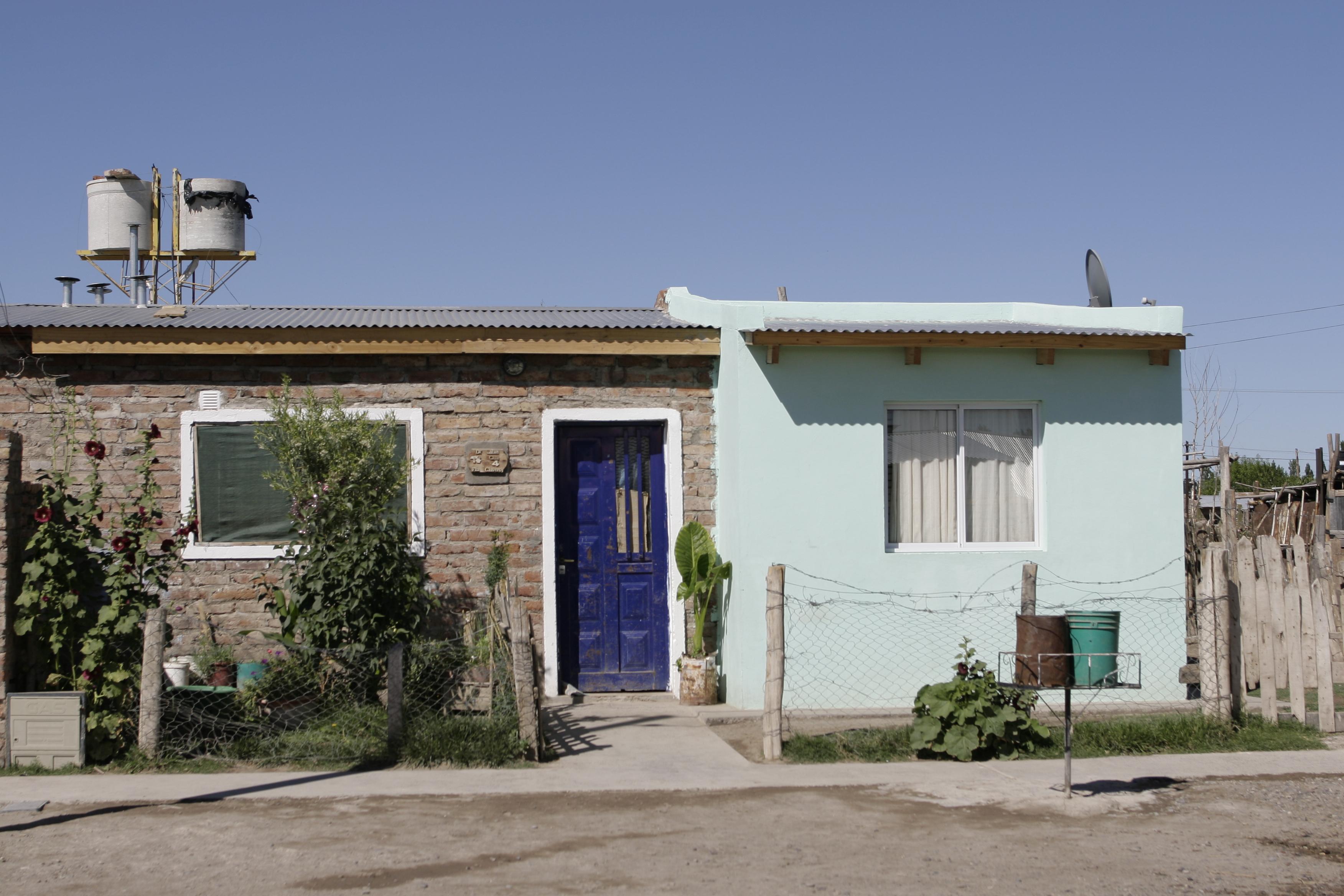 Foto mejoramiento habitacional