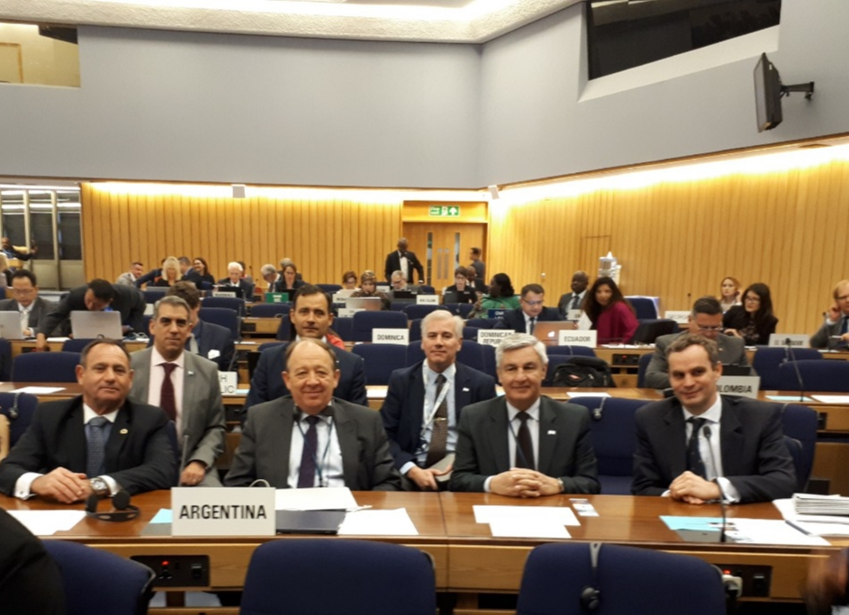 Resultado de imagen para Consejo de la Organización Marítima Internacional (OMI)