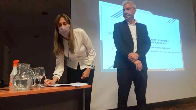 Catamarca firmó el compromiso de adhesión a los Requisitos Mínimos de Seguridad de la Información